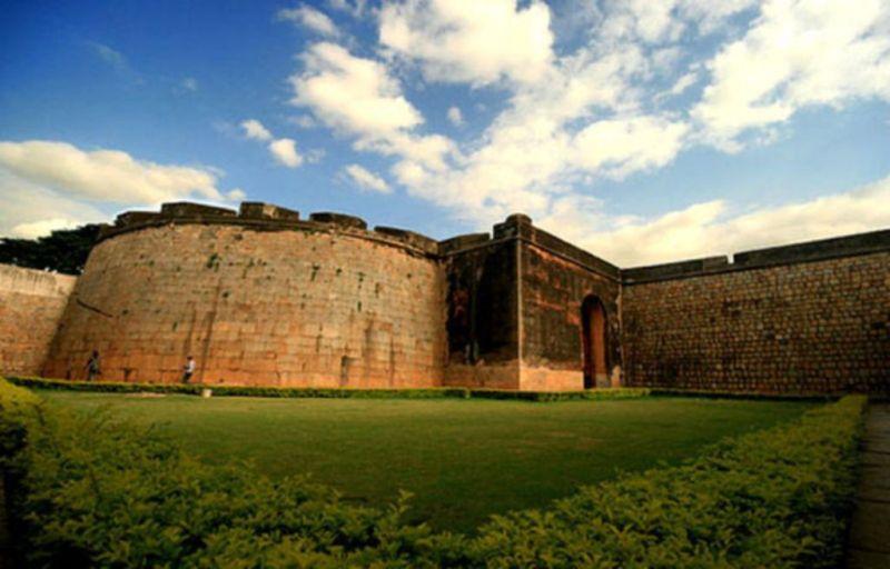 The Belgaum fort